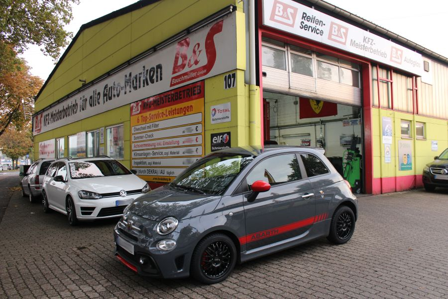 Fiat Abarth 595 Winter Felgen
