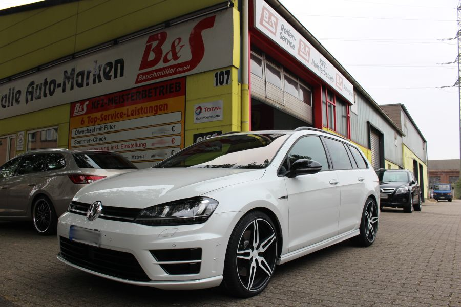 VW Golf VII R Kombi